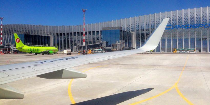Аэропорт Симферополь переходит на осенне-зимнее расписание ...