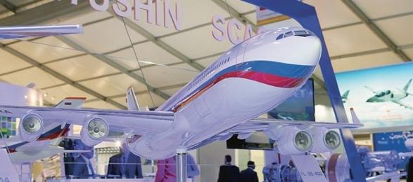 В Воронеже началась сборка первого Ил-96-400М