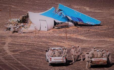 История катастрофы лайнера A321 Шарм-эш-Шейх - Санкт-Петербург в октябре 2015 года