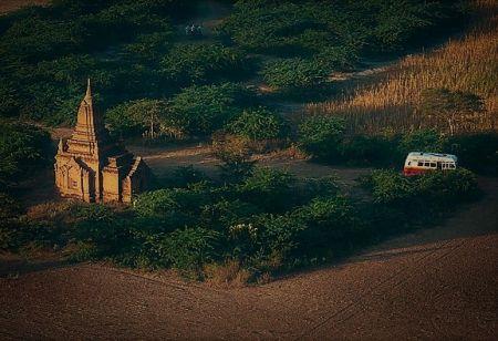 Бирма, как ехать и где ночевать