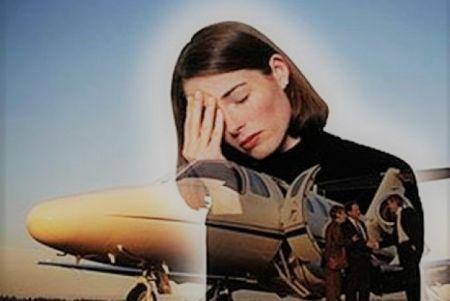 Как избежать головокружения в самолете