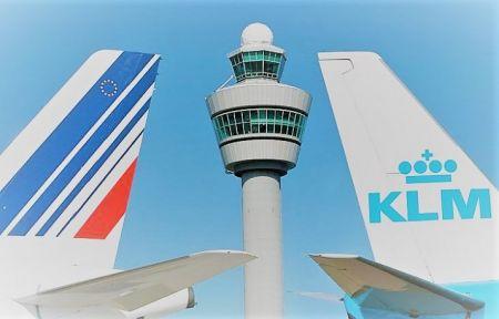 Air France- KLM Group объявила о значительном сокращении рейсов