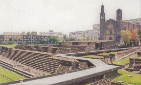 Мехико – город трёх культур