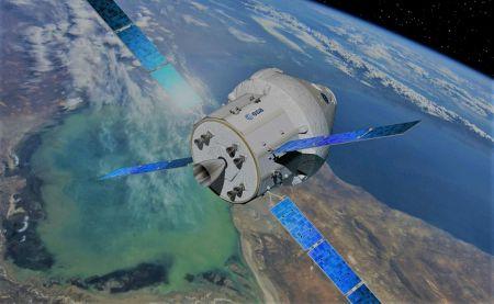Airbus создал приложение, которое позволяет делать фото прямиком из космоса