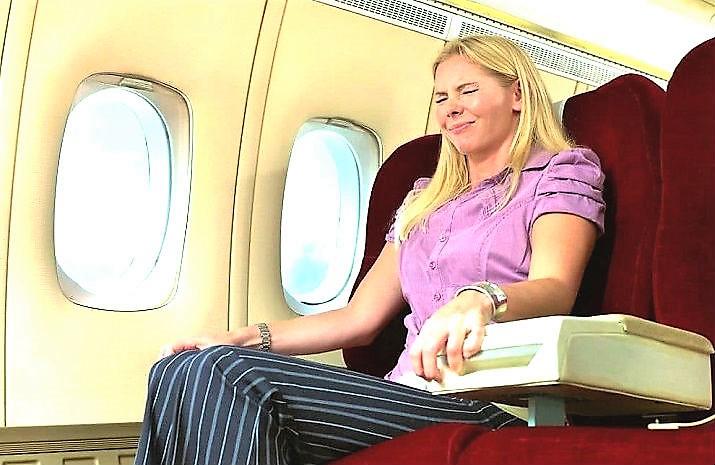 Боюсь лететь на самолете,что делать?