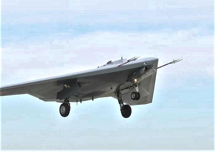 Беспилотные ликвидаторы. Беспилотный летательный аппарат разведывательного типа Альтиус-У. Тяжёлый ударный С-70 Охотник. Технические возможности