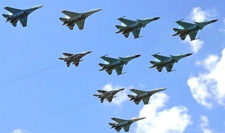 Хозяева неба или современные строевые истребители России
