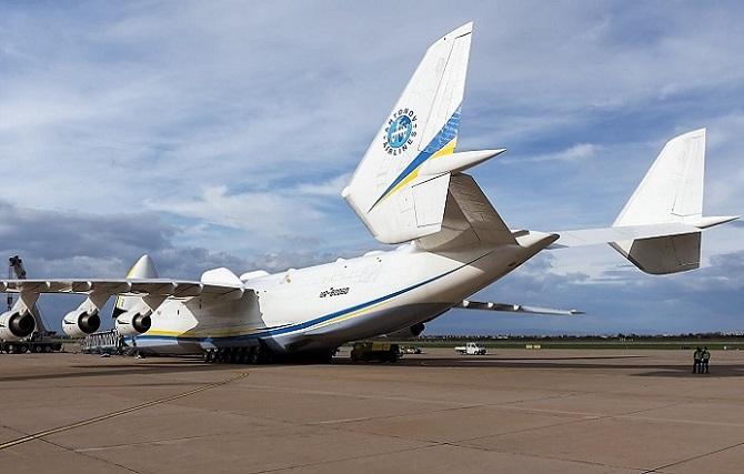 Транспортный самолет АН 225