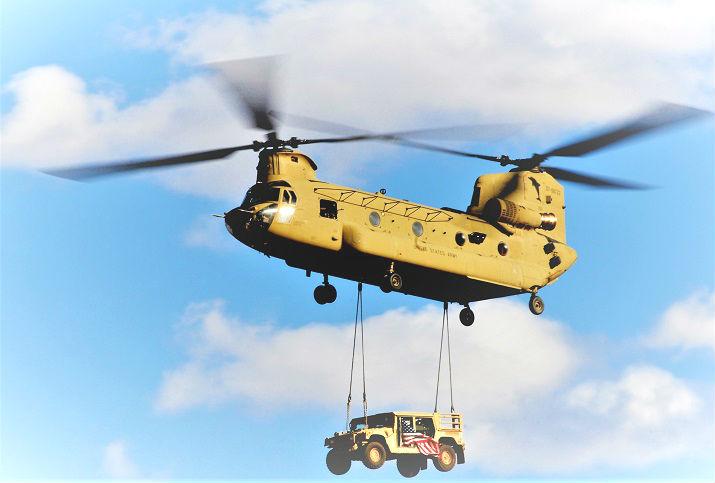 Военно-транспортные вертолёты США