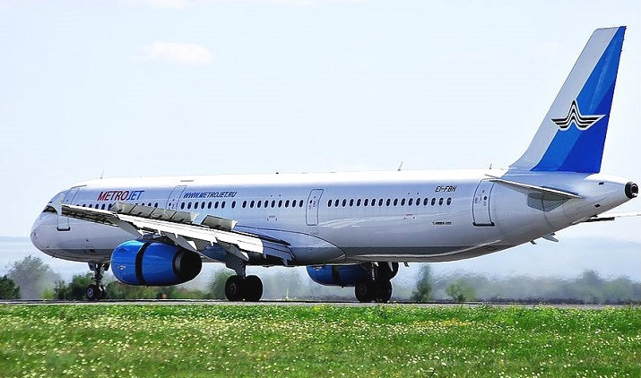Авиакомпания Когалымавиа (MetroJet)