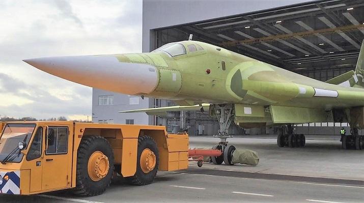 «Белый лебедь» Стратегический бомбардировщик Ту-160М2, технические характеристики, модернизация