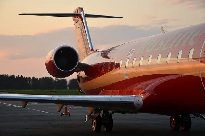 Авиакомпания «РусЛайн» открывает новый рейс из Мурманска в Петрозаводск
