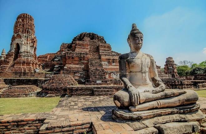 Из истории Таиланда
