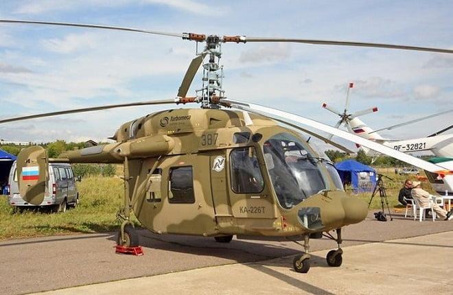 Новый двигатель ВК 650 для вертолета Ка-226Т