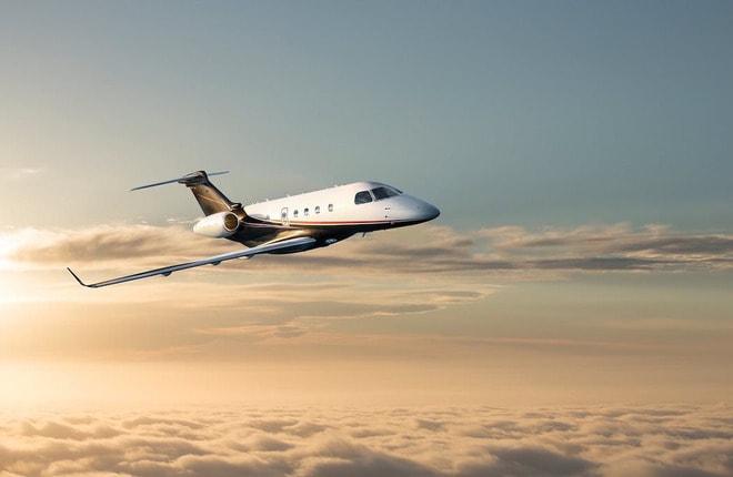 Частные самолеты бизнес класса