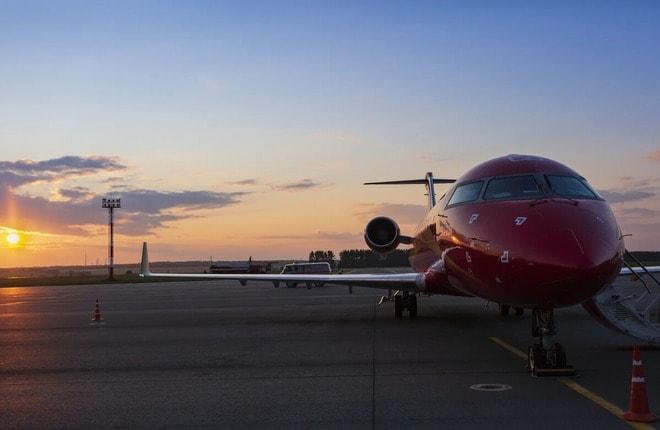 Авиакомпания «РусЛайн» открывает прямые рейсы из Пскова в Минеральные Воды