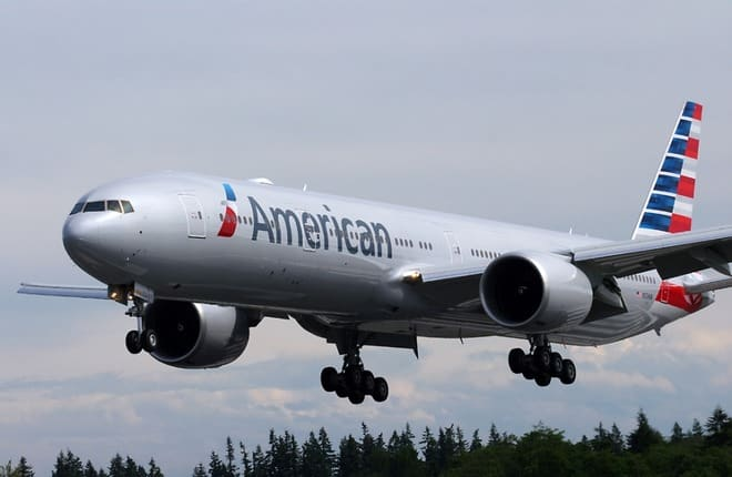 фото American Airlines  Boeing 777-300ER